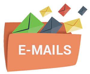 email folders