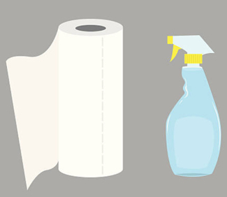 paper towels not eco friendly