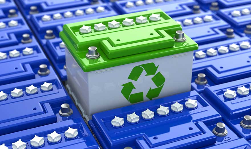 electric car batteries