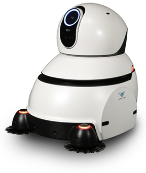 r2d2 robot cleaner